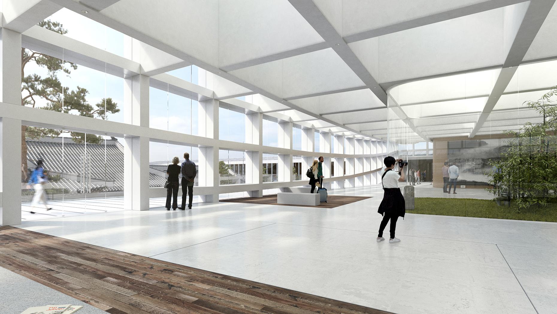 20190909 Jeonju Station Concourse Perspective Final
