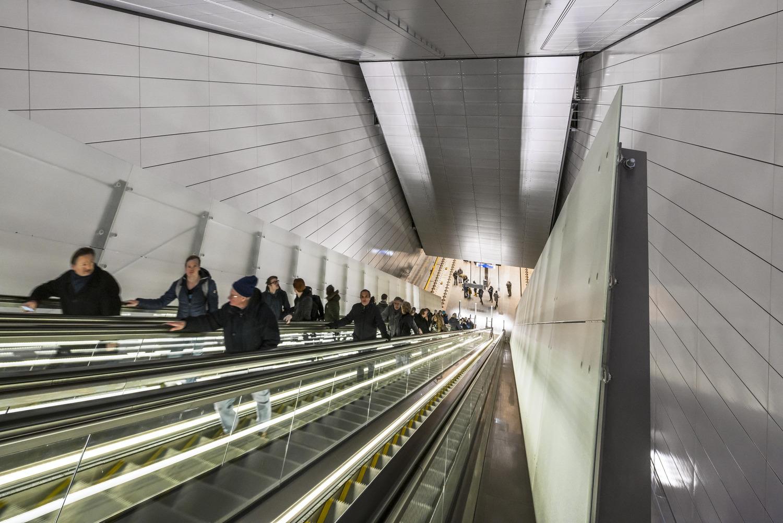 307 600 Noord Zuidlijn Station Vijzelgracht N8 medium