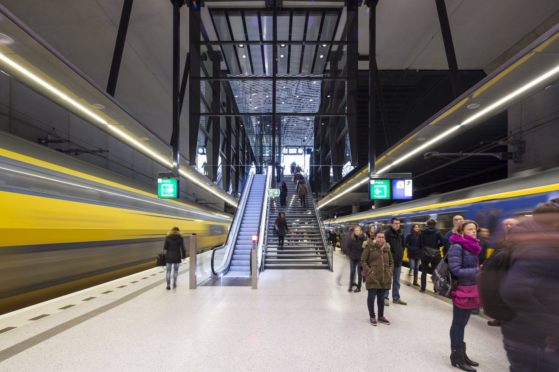 440 Spoorzone Delft Jannes Linders Benthem Crouwel Architects N14 medium