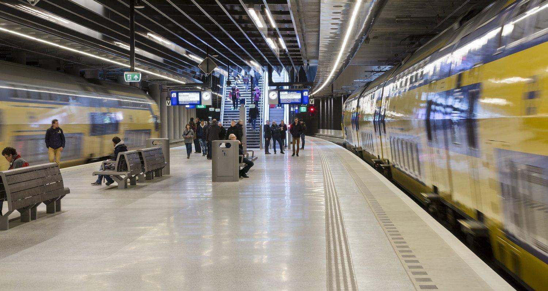 440 Spoorzone Delft Jannes Linders Benthem Crouwel Architects N2 medium