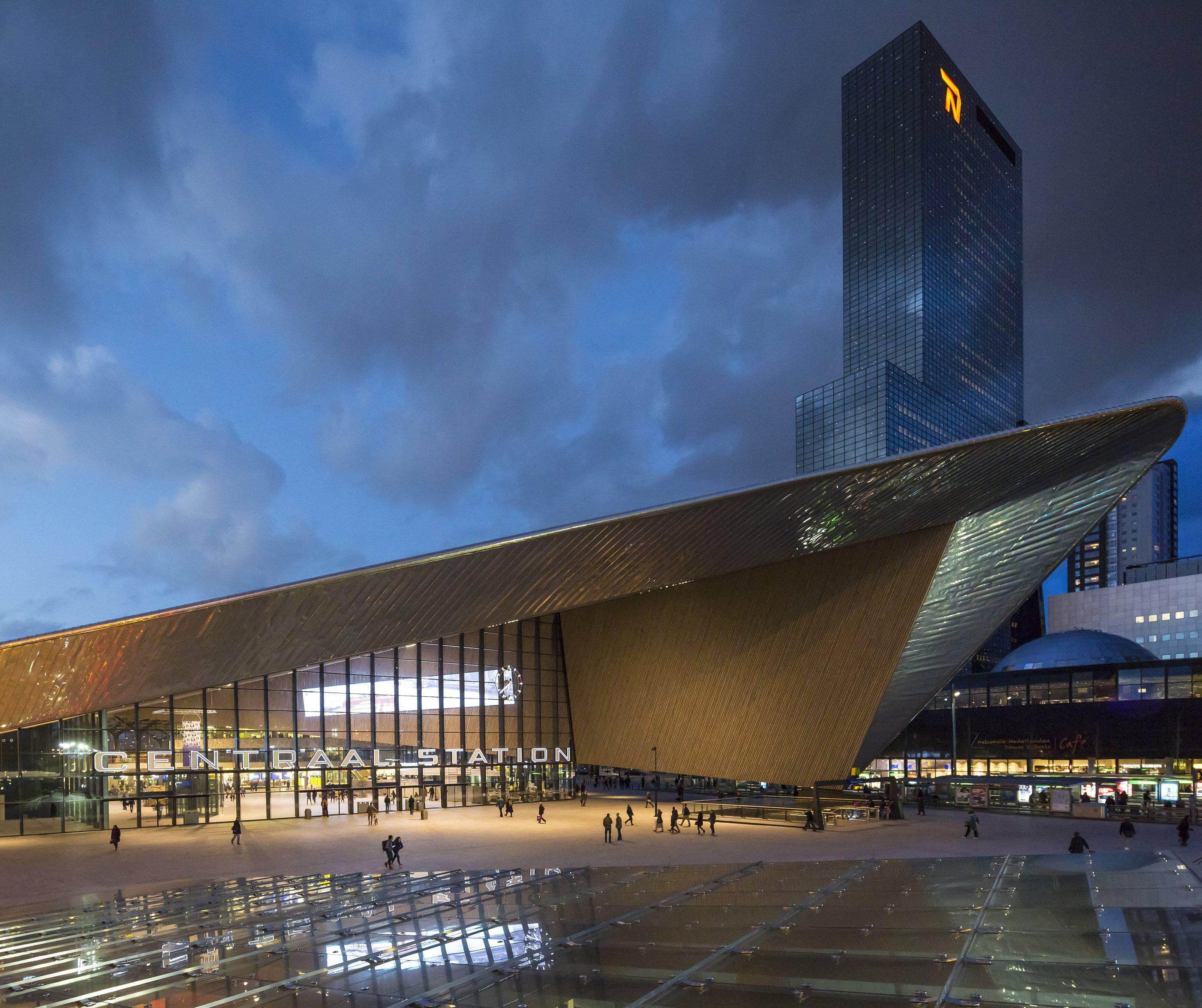480 Rotterdam Centraal Station Team CS Benthem Crouwel Jannes Linders N15 a4 crop