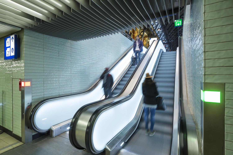 614 Cuypershal en Middentunnel Amsterdam Centraal N17 medium