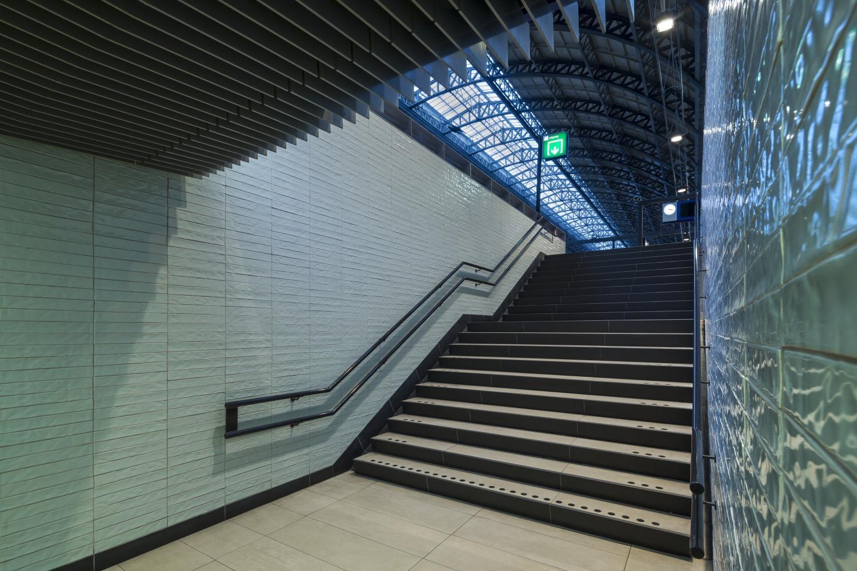 614 Cuypershal en Middentunnel Amsterdam Centraal medium