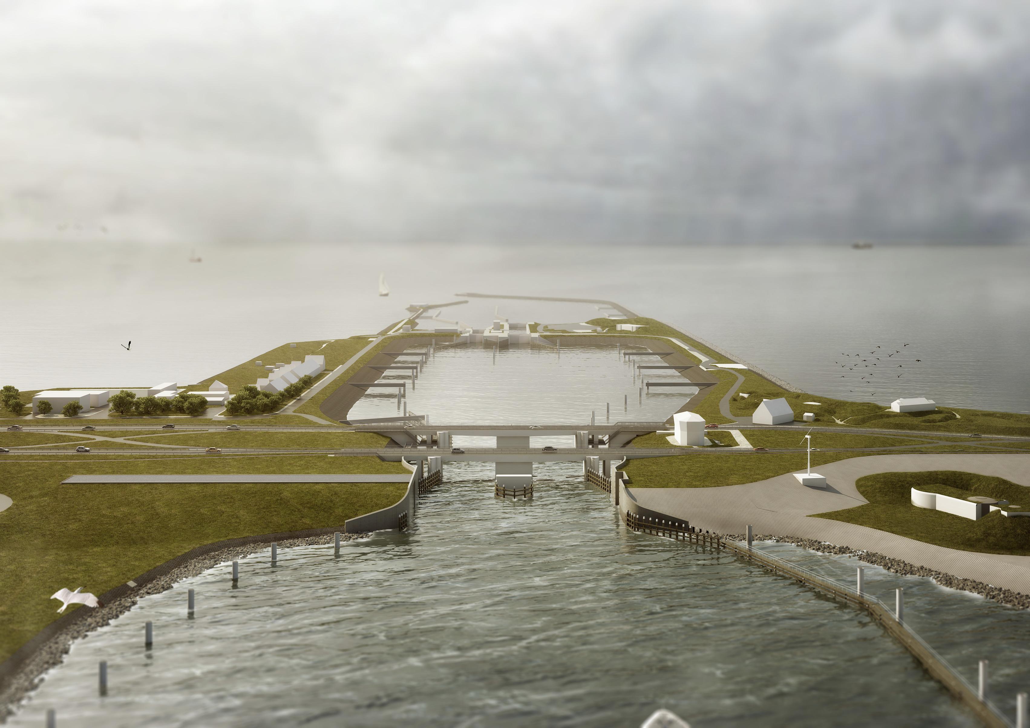 853 Versterken Afsluitdijk N10 a4