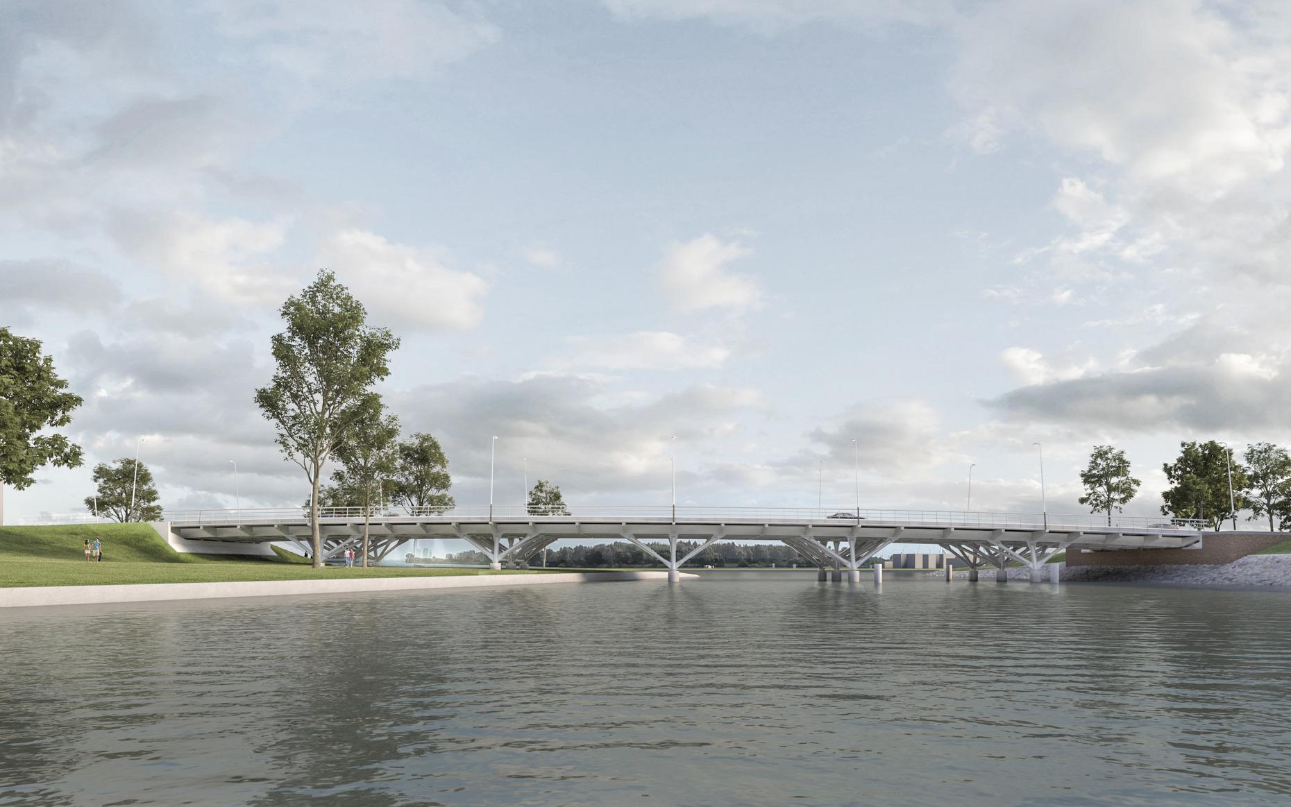 Ijburg Bridges 8