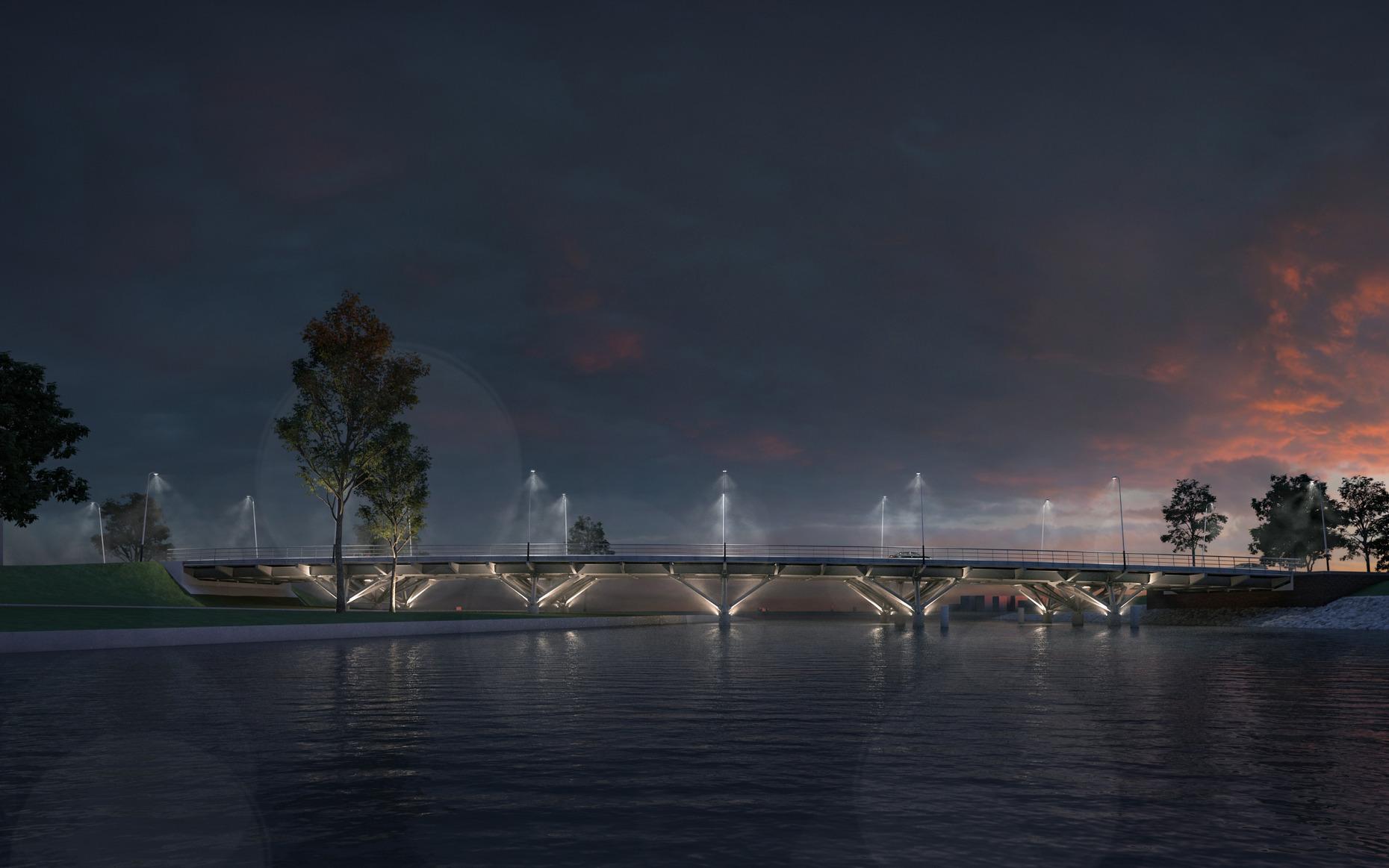 Ijburg Bridges 9
