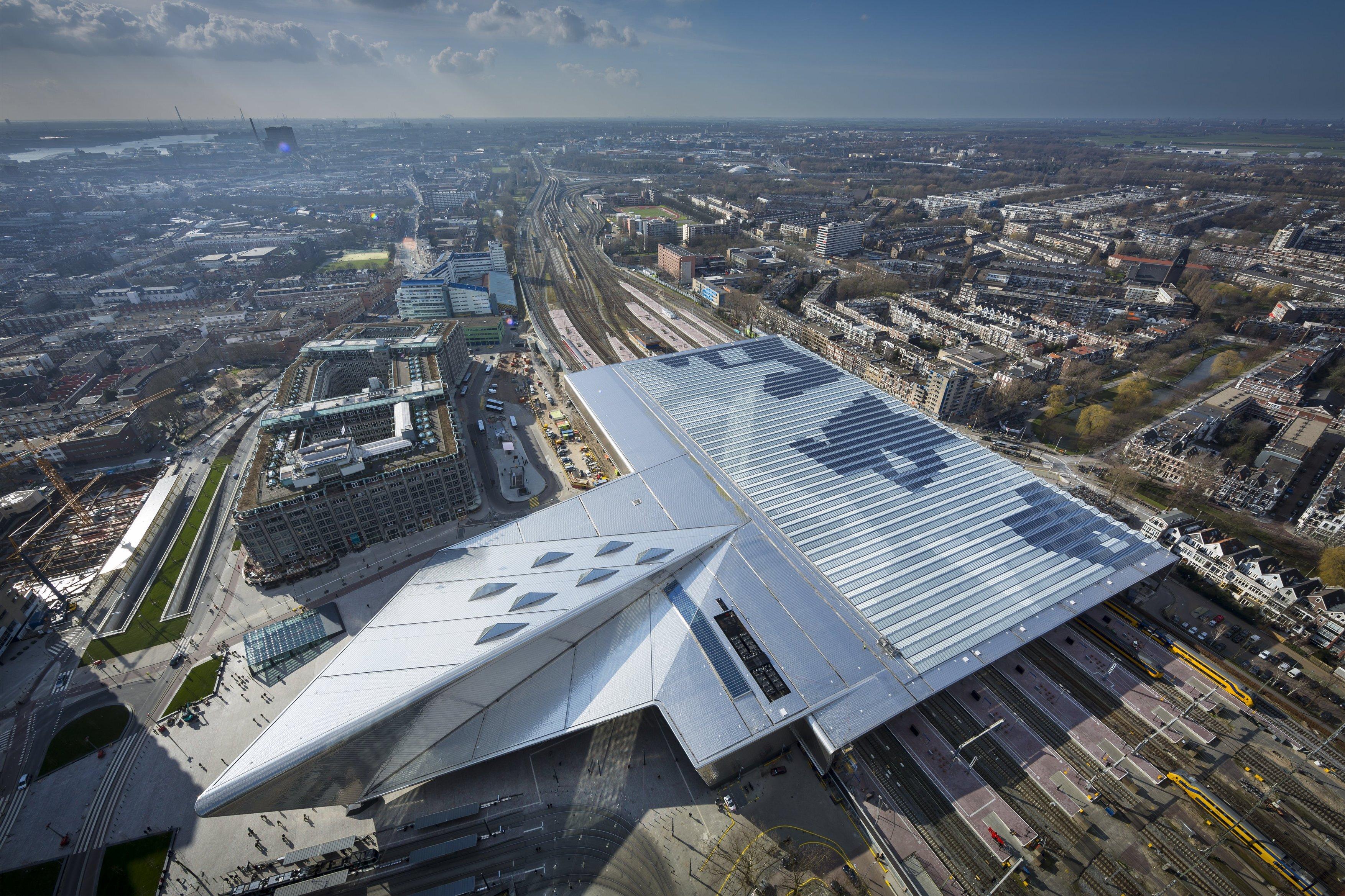 480 Rotterdam Centraal Station Team CS Benthem Crouwel Jannes Linders N21 a4